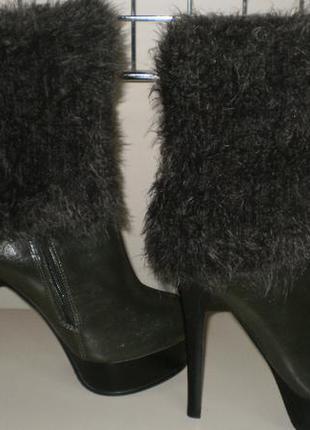 Гламурные ботинки ideal 38, 39рр.