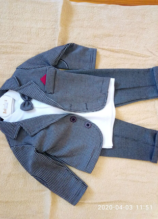 костюмчик для хлопчика