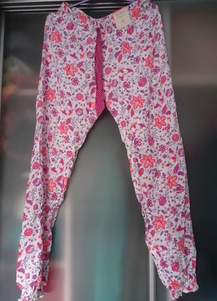 Пижамные спальные штаны