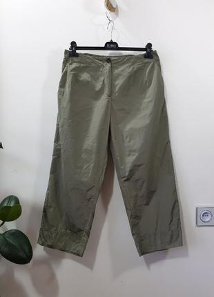 Лекие укороченные брюки бриджи peter o. mahler