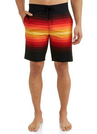 Пляжные шорты для плавания george для мужчин м, l. оригинал из...