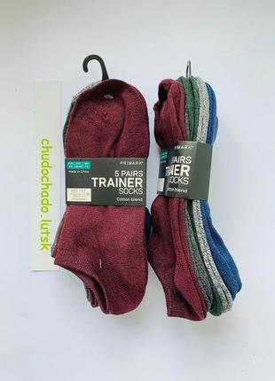 Мужские носки primark ,упаковка primark