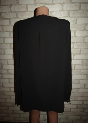 Красивая рубашка блуза р-р 14 бренд m&s