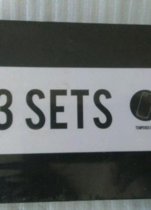 Baseus 3 sets Набор 3 предмета
