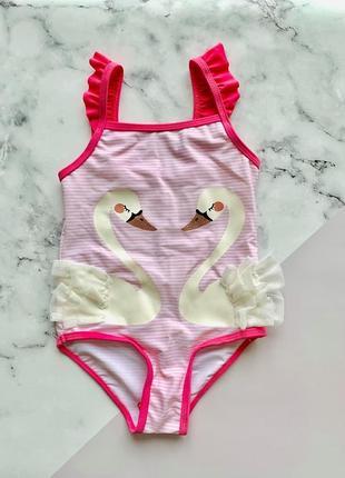 Сдельный купальник примарк для девочек (2-8 лет ) в наличии pr...