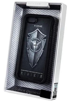 Чехол противоударный X-One Drop Guard 2.0 для IPhone 8 plus