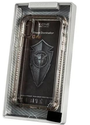 Чехол противоударный X-One Drop Guard Pro для IPhone XR