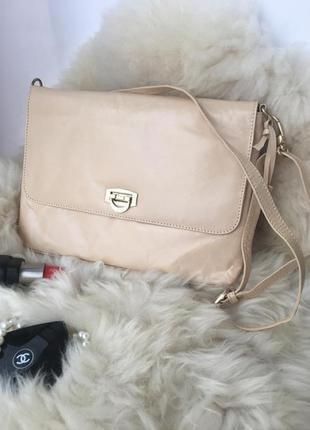 Практичная кожаная сумка для планшета документов, натуральная ...