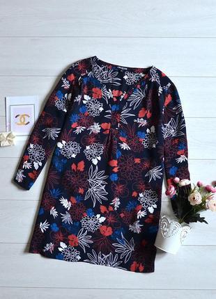 Красива блуза в квіти debenhams