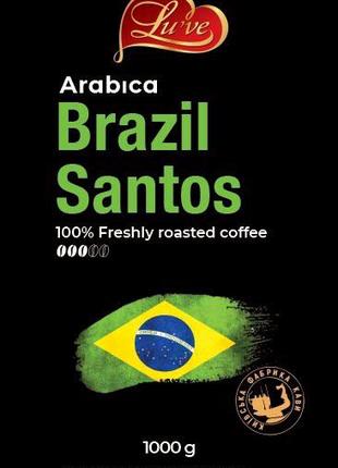 """Кофе зерновой """" Brasil Santos """"☕"""
