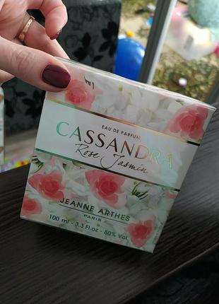 Женская парфюмированная вода jeanne arthes