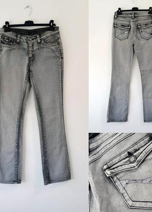Нарядные джинсы с пайетками laura scott