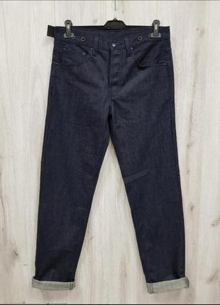 Темно-синие джинсы cheap monday разм.31