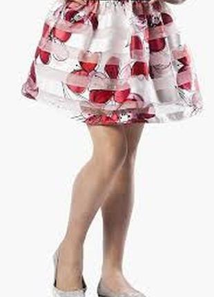 Невероятно красивое  нарядное платье италия
