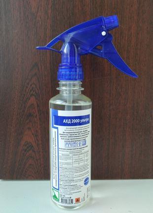 Антисептик ультра 250 мл с триггером ОПТ дезінфектант