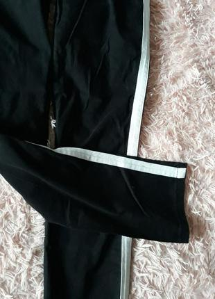 Flame женские брюки с лампасами.