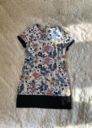 Красивое платье в цветочный принт george размер 16, 54