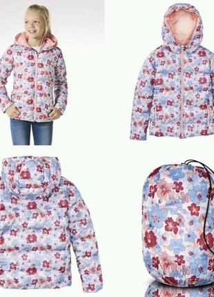Новая ультра легкая демисезонная куртка Pepperts Lupilu
