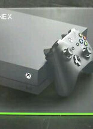 Xbox one X за копейки!