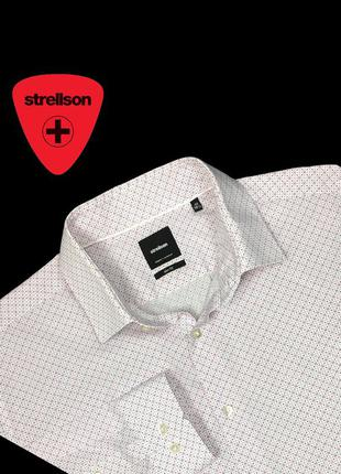 Рубашка strellson slim fit