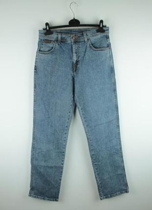 Оригинальные качественные джинсы wrangler texas stretch stonewash