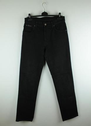 Оригинальные качественные джинсы wrangler texas stretch black ...