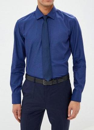 Рубашка hugo boss slim fit
