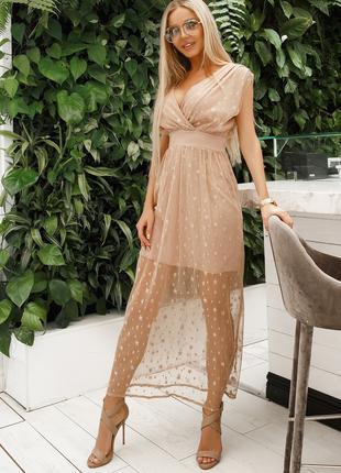 Женское платье. Размеры:42-44,46-48.