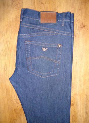 Мужские джинсы armani jeans made in italy