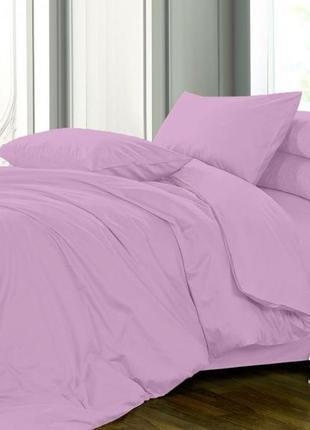 Комплект постельного белья двуспальный. однотонная постель 200...