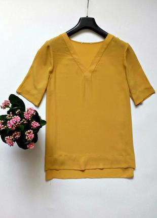 Легкая базовая блуза