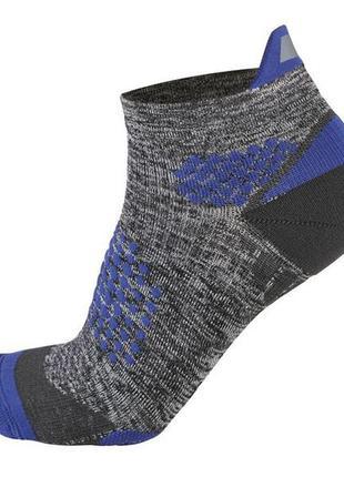 Зональные спортивные беговые носки crivit германия р. 39-40