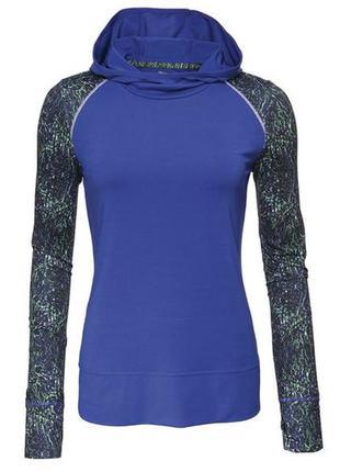 Женская функциональная спортивная рубашка кофта crivit s