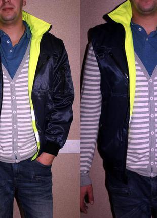Супер двухсторонняя куртка - жилетка 4 в 1 р м германия livergy