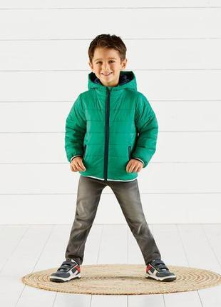 Куртка детская демисезонная lupilu на рост 110 на 4-5 лет