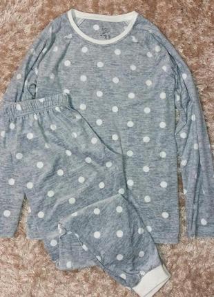 Пижама или костюм для дома primark, анг. 12-14 р. (евро 40-42 р.)