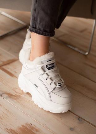 📢зимние женские ботинки buffalo 💥