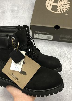 Крутые зимние женские ботинки топ качество timberland ✨