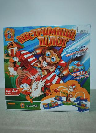 Неудержимый Пилот FUN GAME