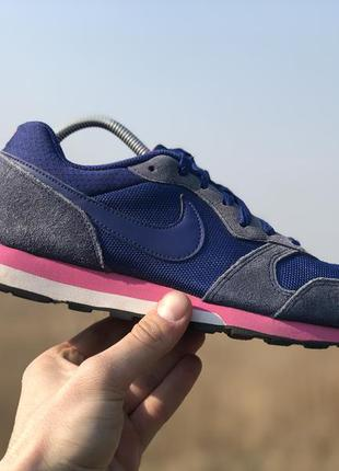 Nike md runner 2 спортивні кросівки оригінал