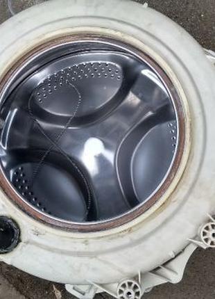 Бак стиральной машины Ariston,Indesit с новыми подшипниками 14...