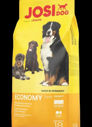 Корм для собак Josera JosiDog Economy йозера економи 15кг
