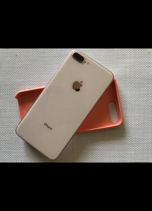 İphone 8 plus 64 gb gold