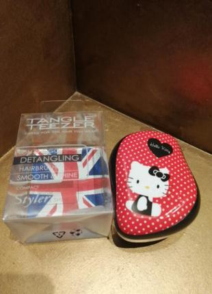 Расчёска tangle teezer hello kitty