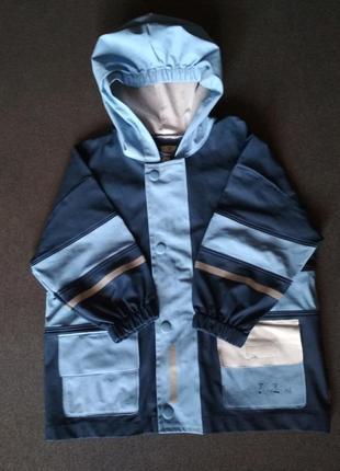 Непромокайка, дождевик, водооталкивающая куртка