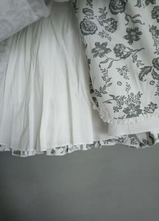 Нарядная юбка. пышная юбка.