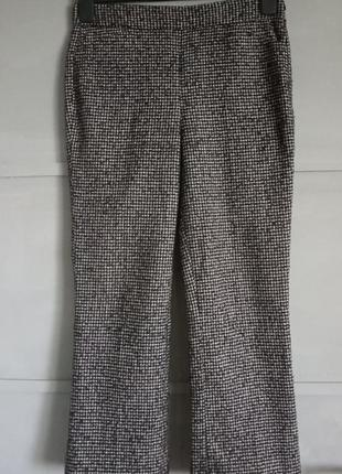 Шерстяные брюки . палаццо. кюлоты. укороченные брюки. шерсть ....