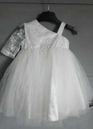Нарядное платье . шикарное платье. платье на праздник . вышивк...