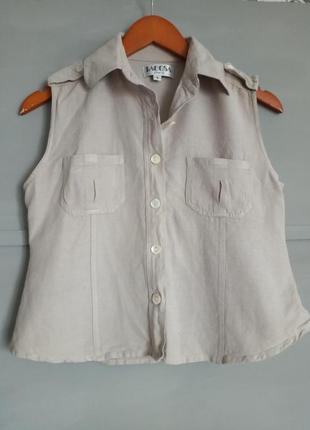 Топ. кроп топ . укороченная блуза
