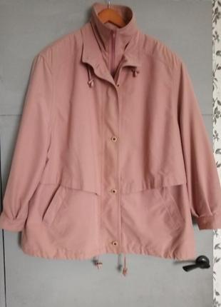 Женская курточка. куртка. ветровка. мастерка . деми . большой ...
